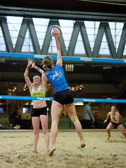 PC273783 (roel.ubels) Tags: beach sport beachvolleyball volleyball aalsmeer volleybal thebeach nk 2014 beachvolleybal topsport kwalificatie