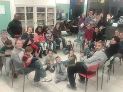 """14.12.07 Domenica insieme famiglie 0-6 anni meremda,incontro,animazione messa e pizzata (5) • <a style=""""font-size:0.8em;"""" href=""""http://www.flickr.com/photos/82334474@N06/15951838056/"""" target=""""_blank"""">View on Flickr</a>"""