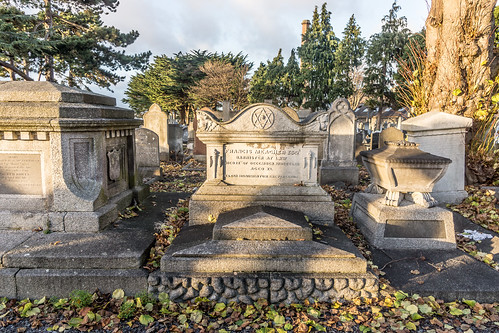 Mount Jerome Cemetery & Crematorium is situated in Harold's Cross Ref-100451
