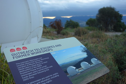 Visit to Mt Stromlo (4)