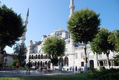 2007 08 Istambul Moschea blu (8) (lazzarol73) Tags: turkey istambul turchia moscheablu