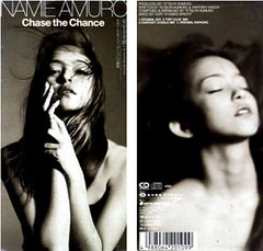1995.12.04_Chase-the-chance_CD_cover_04 (Namie Amuro Live ) Tags: namie amuro cover singlecover  chasethechance