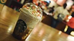 Caffe Americano (MikeLau_) Tags: coffee cream cranberry starbucks caffe americano starbuckscoffee cranberryjam