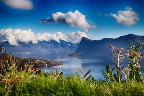 Vierwaldstättersee, Schweiz
