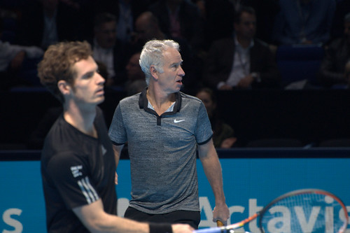 John McEnroe - ATP finals
