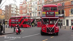 The Route of the Masters (Rorymacve Part II) Tags: auto road bus heritage cars sports car truck automobile estate transport historic motor routemaster saloon compact roadster motorvehicle newroutemaster