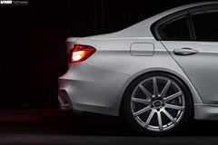 "BMW F80 M3 | V702 Matte Gunmetal 20"" (VMR Wheels) Tags: bmw f80 m3 vmr 20inch mpower alpinewhite 20x10 v702 20x9 bmwusa velocitymotoring vmrwheels mperformance mattegunmetal f80m3"