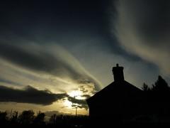 May Skies..x (lisa@lethen) Tags: weather clouds skies