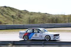 BMW E30 M3 (ronaldligtenberg) Tags: auto car sport racetrack racecar speed drive track racing historic bmw driver trophy m3 circuit zandvoort e30 motorsport nk autosport youngtimer 2016 carracing racedriver historische cpz htgt gttc ciccuit