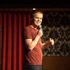 The very funny Andrew Marriott keeps everyone laughing at our first '10 Comedians for $10' #comedy show for 2016, at #Hornsby.  Next shows: www.10for10.com.au (sydneycomedy) Tags: marriott comedy 10 sydney andrew hornsby dollars standup comedians