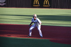 Baseball-vs-Old Dominion (G1), 5/6, Chris Crews, DSC_4590 (Niner Times) Tags: old baseball charlotte 49ers ncaa unc monarchs d1 dominion uncc cusa ninermedia