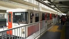 New Shuttle  (Jamie Barras) Tags: japan museum train tokyo spring transport may railway omiya 2016
