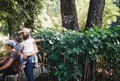 (golfpunkgirl) Tags: travel family holiday hot film canon tour walk philippines 400 manila intramuros canonslr carlosceldran lomographyfilm negfilm