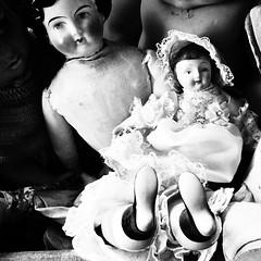 o o p s ! (bunchadogs & susan) Tags: dolls iphoto fortunacalifornia provokecameraapp