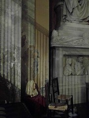 Rome - Basilica of Saint Mary above Minerva (ashabot) Tags: italy rome art basilica churches chapel mementomori remembrance baroque forlorn memorials lightanddark shadowsandlight