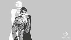 B&W (DOMANSKI Photography) Tags: portrait people blackandwhite test chicago black male monochrome fashion composition studio photography photo model nikon photoshoot modeling fashionphotography bart surreal monochromatic highlights testing professional suit commercial r agency pro editorial shooting portfolio highlight blackandwhitephotography professionalphotography testshoot profoto domanski represented fashionphotographer portfoliobuilding nikond700 letsshoot wwwfallenangelstudiocom fallenangelstudio