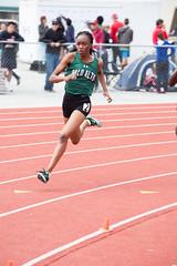 Titi in the 200m (Malcolm Slaney) Tags: track paloalto 200m trackandfield 2016 paly ccspreliminaries