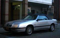1992 Chrysler LeBaron Convertible 3.0i V6 Automatic (rvandermaar) Tags: convertible automatic 1992 chrysler v6 lebaron 30i chryslerlebaron chryslerlebaronconvertible sidecode5 tzhs95