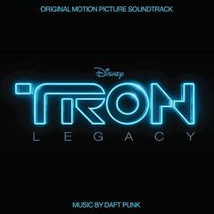 TRONLEGACYCD (ESP1138) Tags: tron legacy daft punk walt disney records compact disc album cover soundtrack