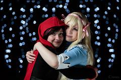 Animefest 2016 - Hug (Crones) Tags: portrait people anime canon czech animefest cosplay czechrepublic 6d 70200mm f28l canon70200mmf28l canonef70200mmf28lisusm 70200mmf28lisusm 70200mmf28 canoneos6d animefest2016