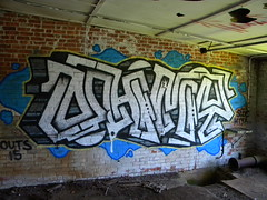 Ohmy (Randall 667) Tags: street urban house building art abandoned graffiti artwork artist massachusetts exploring hiya crew writer slo outcast ohmy tagger 2015
