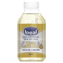 Extra Brilho Oleo de Argan Ideal (Rassa Assis) Tags: top coat ideal extra brilho nacioal
