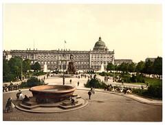 Berlin (2) (DenjaChe) Tags: berlin 1900 postcards 1900s postkarten ansichtskarten