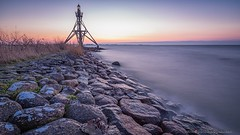 Hoorn in Holland (digiphoto.nl) Tags: hoorn holland netherlands nederland sunrise lighthouse longexposure winter korevaar
