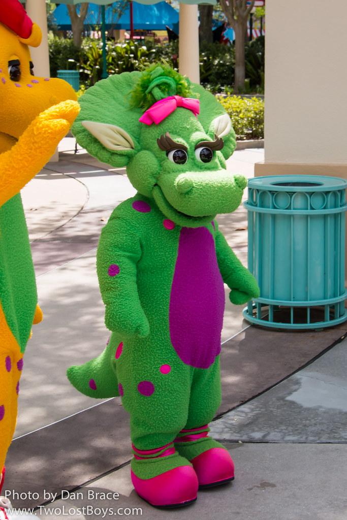 Baby Bop at Disney Character Central