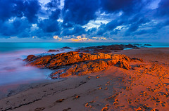 _MG_5999_web - Four Elements landscape (AlexDROP) Tags: travel sunset sea sky colour landscape thailand sand postcard famous picturesque hdr 2015 canon6d ef16354lis