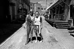 Patriotic Couple. L1111935 (erlin1) Tags: summer usa june outdoors minneapolis pride event mn loringpark 2016 leicam9 pride2016 evt2016