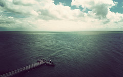 P1040376vf (hans fotografeert) Tags: seascape holland building tower dutch landscape lumix view panasonic compact watchtower afsluitdijk lx3 kornwederzand thedockviewanddetailsfromthewatchtower afsluitdijkhollandstairwayviewafsluitdijkhollanddutchviewpanasoniclx3compactnederland