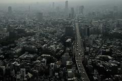 Tokyo DSC5337 (KWsideB) Tags: city cityscape metropolis urban urbanscape buildings roads moritower roppongihills  tokyo japan