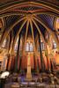 Sainte-Chapelle du Palais (tomosang R32m) Tags: paris france church gothic chapel stainedglass romain saintechapelle フランス catholique パリ ステンドグラス 教会 ゴシック サント・シャペル ゴシック建築 saintechapelledupalais statueoflouisix