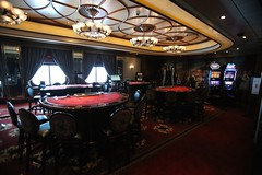 Casino (Procyon Systems) Tags: queenmary2 cunard transatlantic slowtravel queenmary2remastered