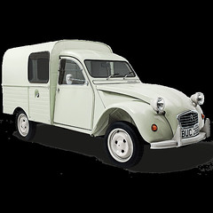 Citroen-2CV- AK400-promovan (Promovan) Tags: french marketing citroen 2cv vehicle pr van promotional iconic branding catering experiential ak400 promovan