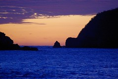 Pacific Coast (jmaxtours) Tags: pacificcoast pacificocean bahasdehuatulco mexico oaxaca oaxacamexico ocean sunrise dawn sunup