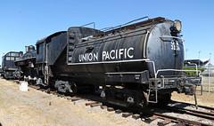 Spokane, WA - Union Pacific - 2016 (tonopah06) Tags: up museum train fairgrounds washington spokane no engine rail trains wa unionpacific locomotive 2016 3206 vanderbilttender