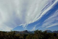 NUBES (Xaviort) Tags: airelibre nube cielo paisaje montaa lamola serradellaveria vinyolsielsarcs