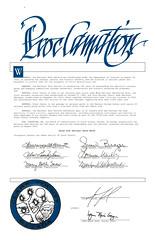 Clark County Proclamation - NPS100 (Lake Mead National Recreation Area) Tags: tulesprings lakemead clarkcounty nationalparkservice nps100 centennial proclamation