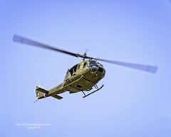 Vietnam Era Bell Huey UH-1H N431LH C/N 71-20257 (Hawg Wild Photography) Tags: vietnam era bell huey uh1h n431lh cn 7120257 national wings armor foundation flying heritage collection 2016skyfair painefieldairportkpae everettwashington terry green nikon