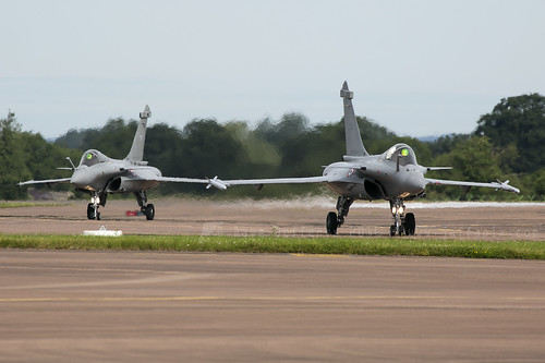 142 and 115 Rafales French AF