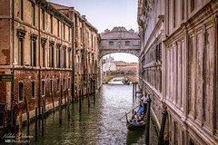 Venice by gondola (natty_dobrescu) Tags: venice venicebygondola gondola boat ride city discover travel explore photography street streetphotography venezia venedig italy italia canon70d canal europe historical architecture