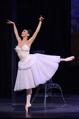 Yuhui Choe as The Young Girl in The Two Pigeons, The Royal Ballet  2015 ROH. Photograph by Bill Cooper (Royal Opera House Covent Garden) Tags: actionshot thetwopigeons theroyalballet production productionphoto byfrederickashton yuhuichoe