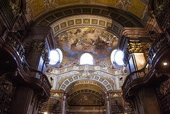 Nationalbibliothek (Pavliv Anna) Tags: wien vienna austria travel explore city europe beaty symmetry nature art architecture book books library bibliothek biblioteca