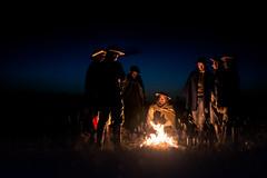 Campero (f/ prato) Tags: outdoors sunrise nature campero gauchos campo fogn paisajes rurales rurallife