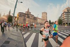 2016-09-25 08.34.29 (Atrapa tu foto) Tags: 8mm espaa europa europe maratondezaragoza saragossa spain xmaratnciudaddezaragoza zaragoza ateltismo atletics carrera corredores deporte fisheye marathon maraton maratn ojodepez runners running sport aragon es