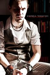 Claudo Gangster 3 (Andrea Serafini) Tags: portrait man lawless ritratto