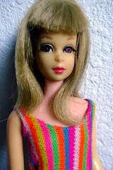 1967 Twist Francie (disco*dollies) Tags: mattel vintage francie doll