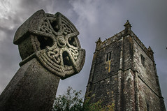 Davidstow Church, Cornwall (archangel 12) Tags: uk england sky rock landscape nikon cornwall view d300 tamronsp1750mmf28xrdiiildaslif davidstowchurch